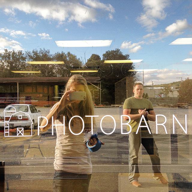 PhotoBarn Door