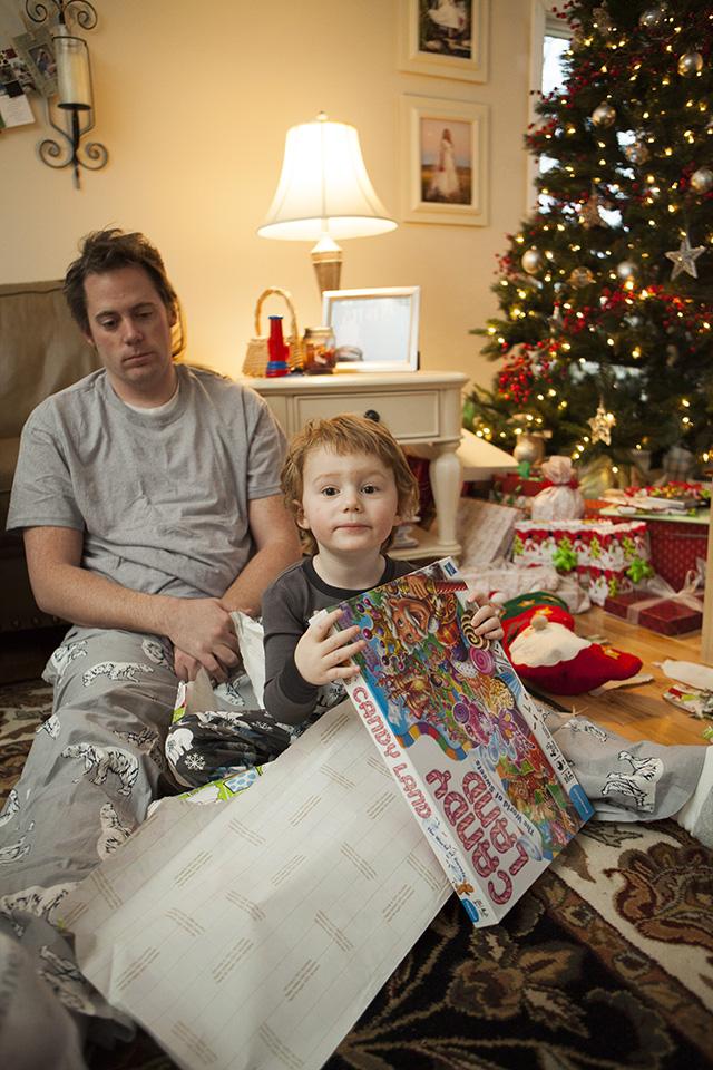 Todd Christmas Blues
