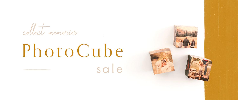 Collect memories   PhotoCube Sale
