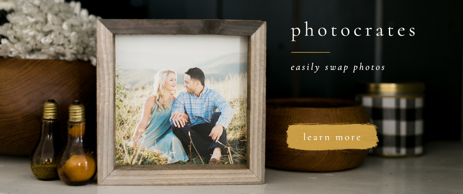 PhotoCrates | Easily Swap Photos | Learn More