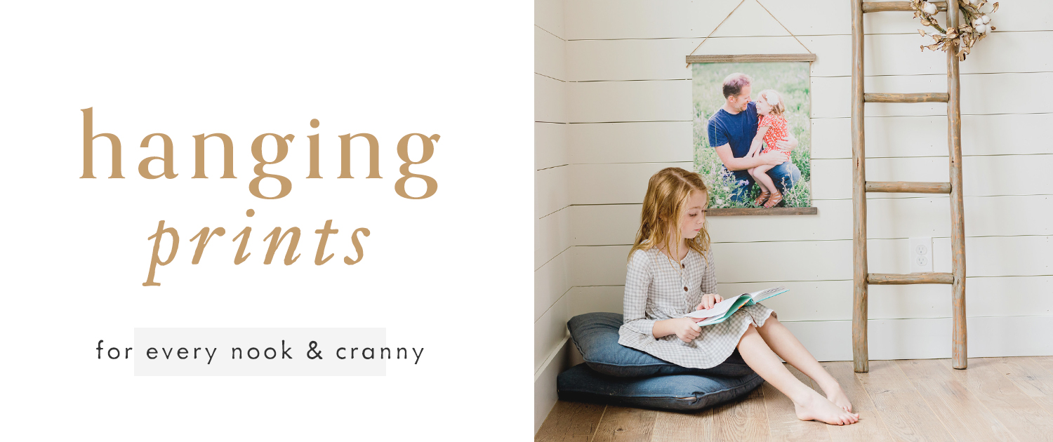 Hanging Prints | For Every Nook and Cranny