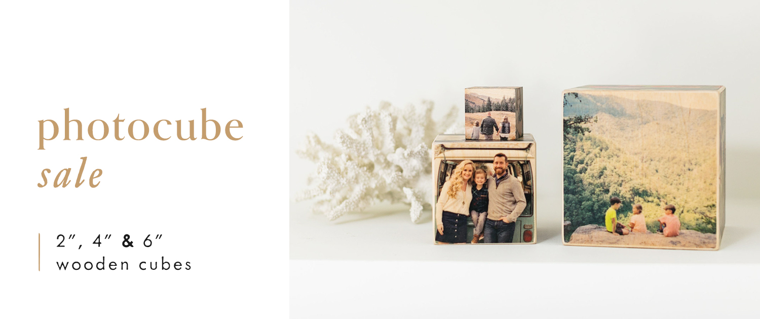 """PhotoCube Sale 