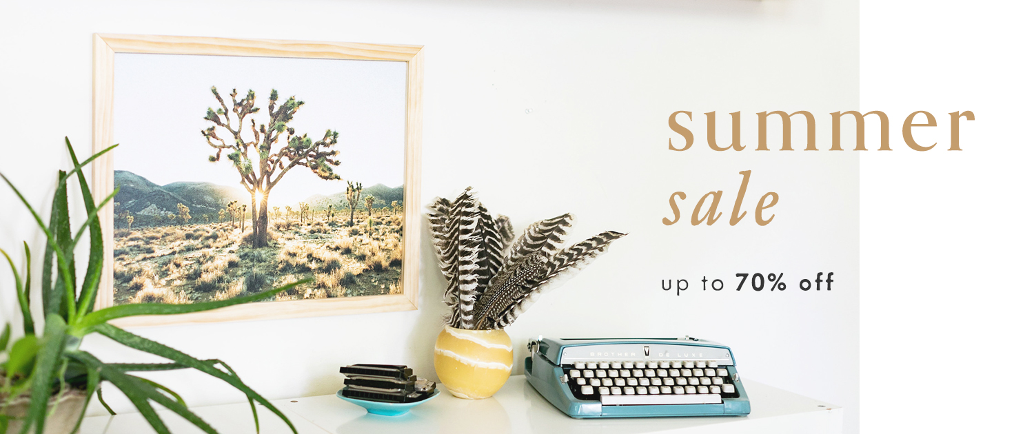 Summer Sale | Up to 70% off