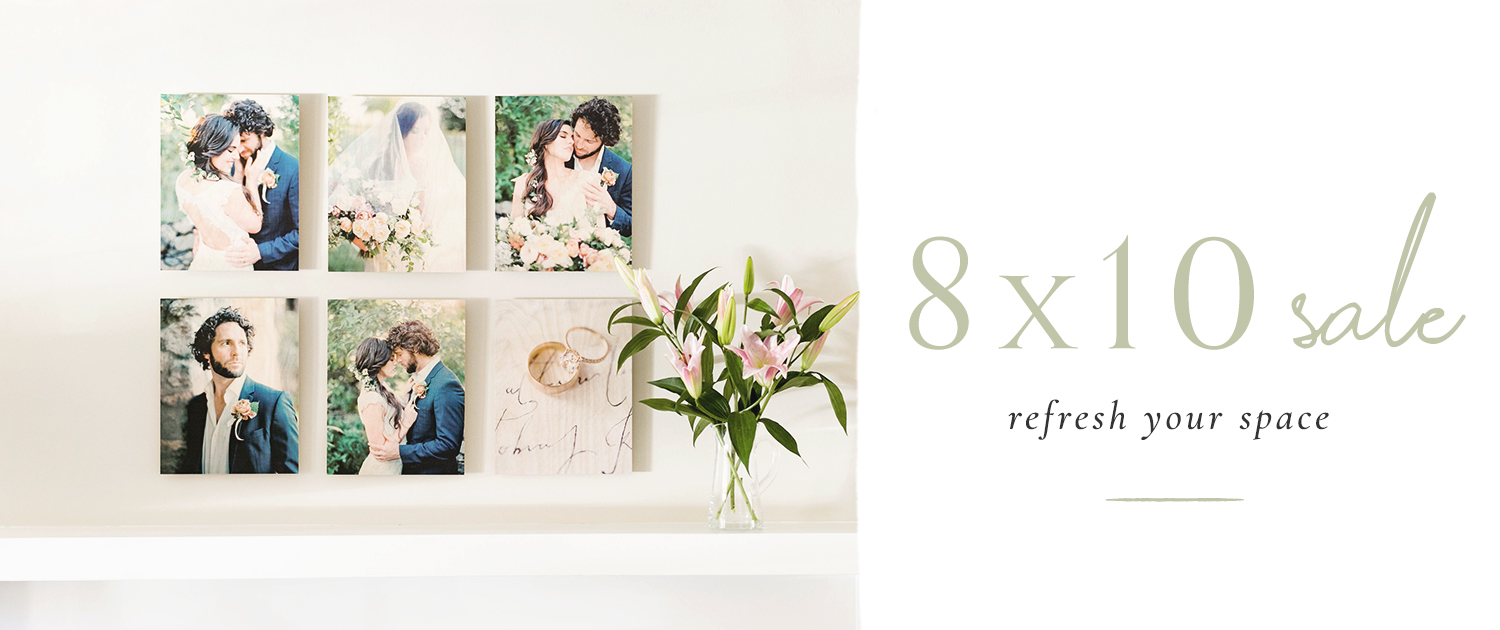Refresh your Space | 8x10 Sale
