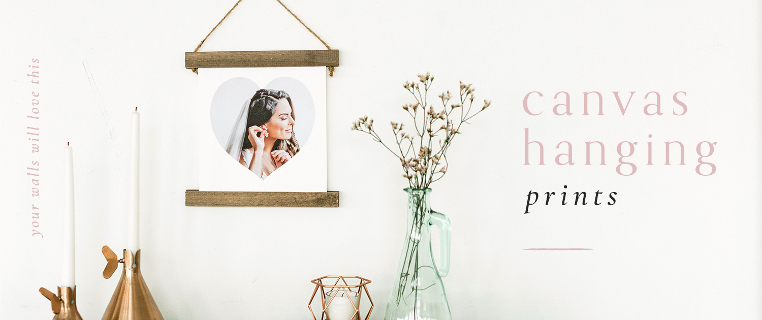 Canvas Hanging Prints | Your walls will love this.