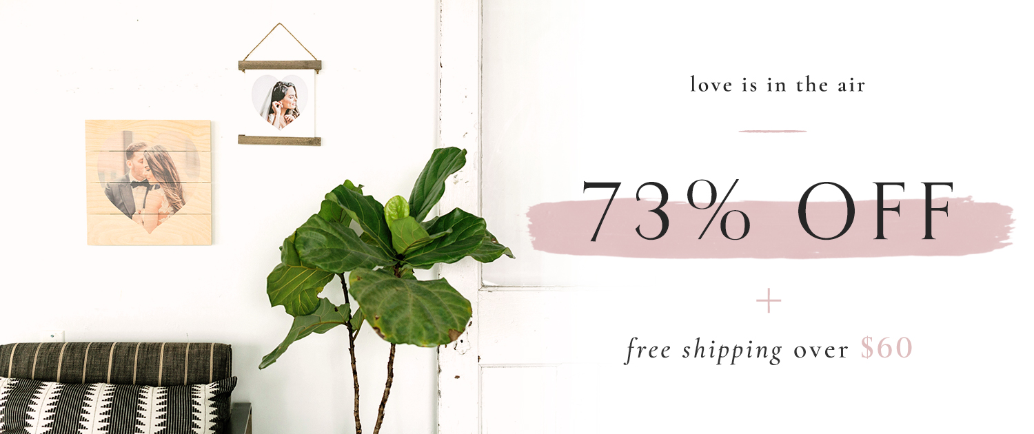 Love is in the Air | Up to 73% off + free shipping over $60