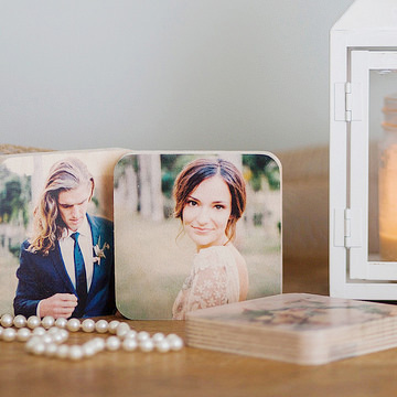 Wood PhotoStand / PhotoSquare