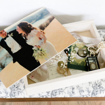 Wooden PhotoBox