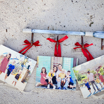 9 Unique Ways to Display Your Summer Photos