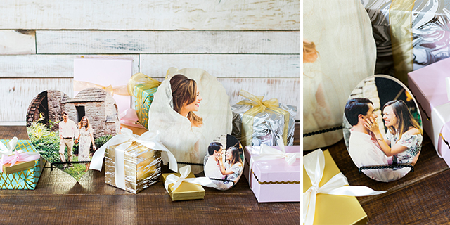 14 UNIQUE WAYS TO DISPLAY YOUR WEDDING PHOTOS