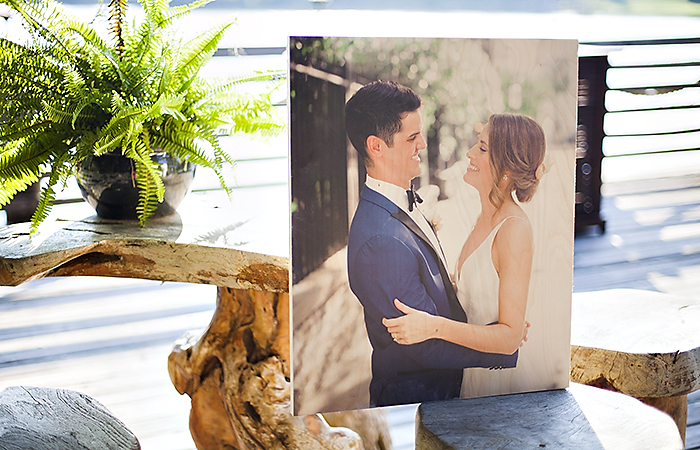 Pictured above: 20×24 PhotoBoard. Printed images by @jophotos