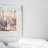 Framed Wood Print