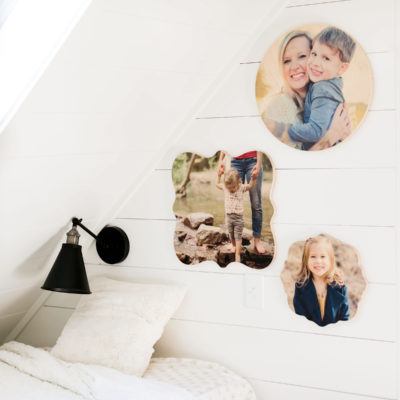 Shaped PhotoBoards