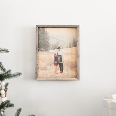 11x14 PhotoCrate | $25 ($59)
