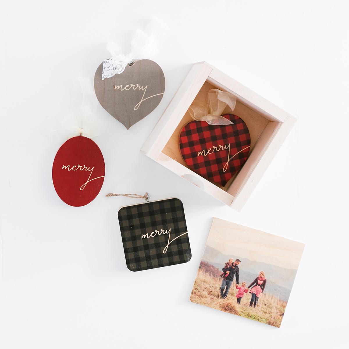 Ornaments and Ornament Box