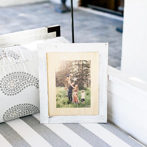 8x10 Framed Wood Print | $15 ($60)