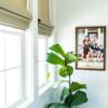 PearlBoard Print with Farmhouse Frame