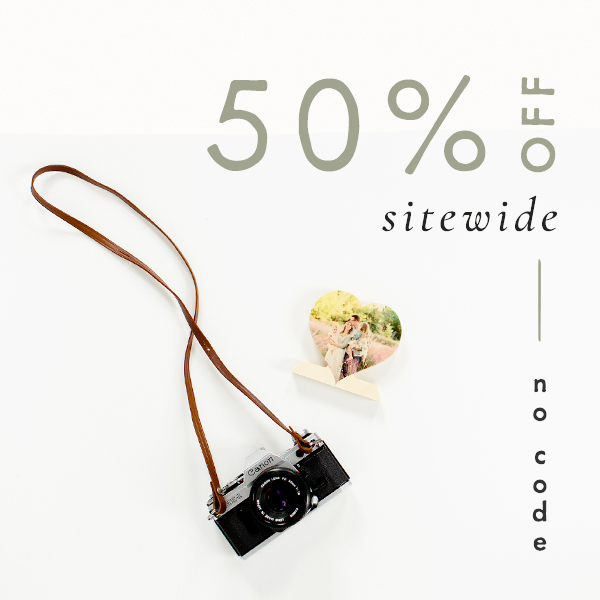 50% off sitewide | No code