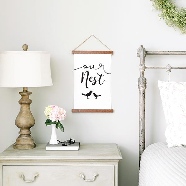 Hanging Canvas