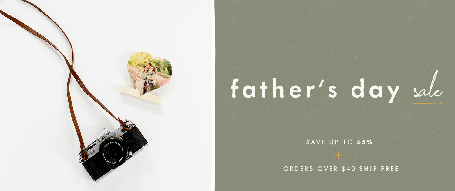 Father's Day Sale | Save up to 65% + orders over $40 ship free