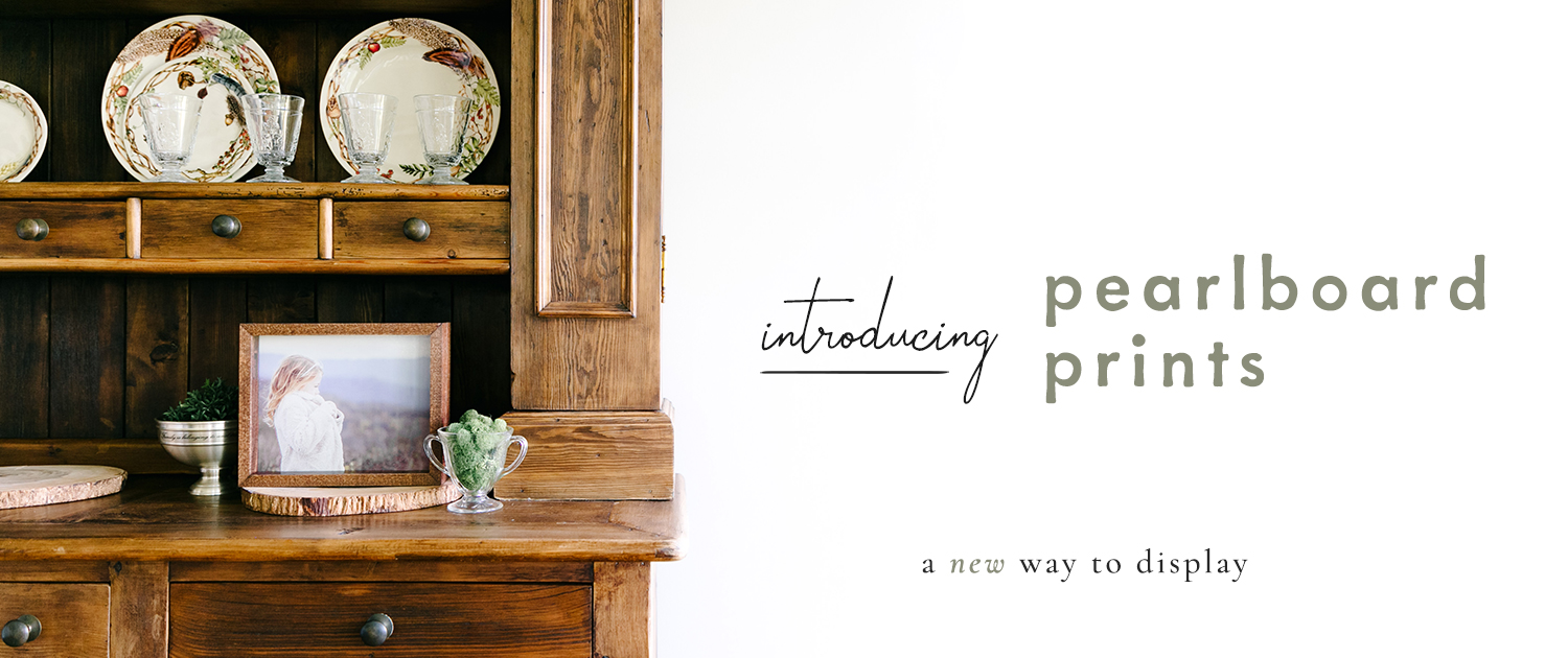 Introducing PearlBoard Prints | A new way to display