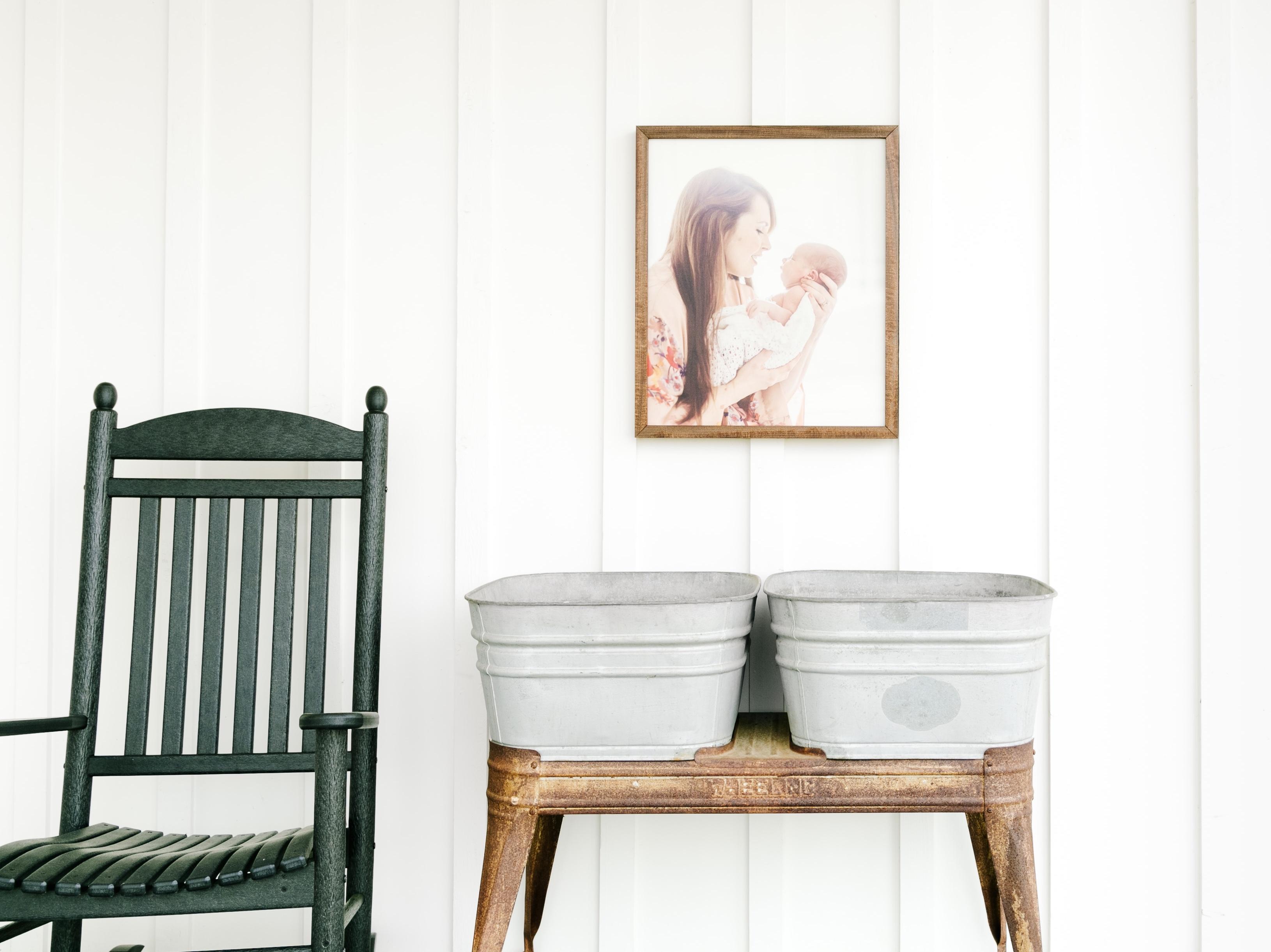 Framed PearlBoard Print