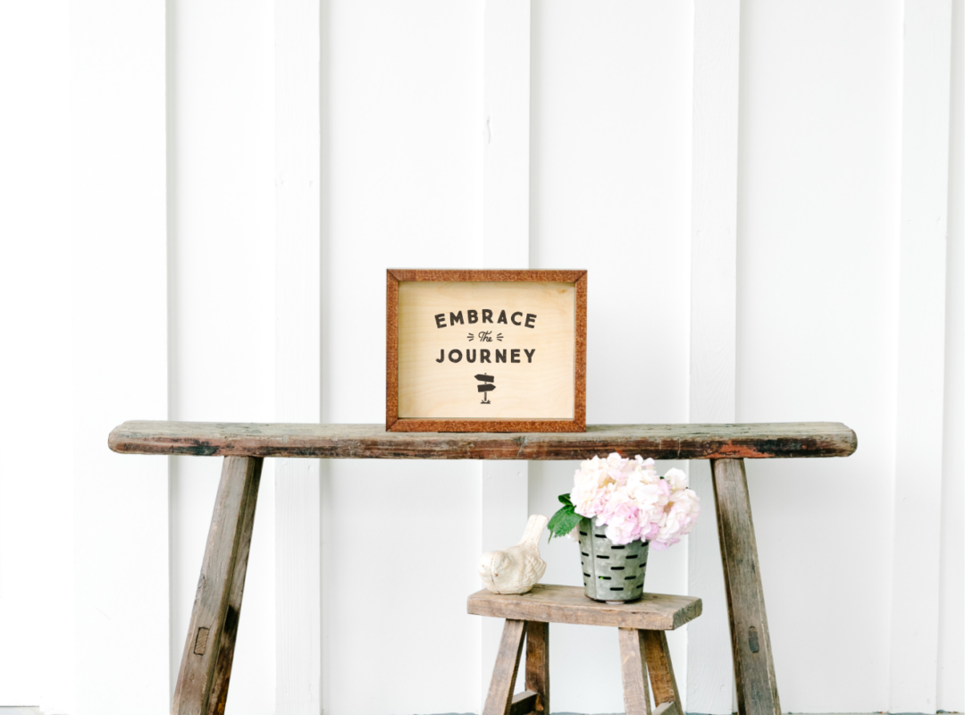 8×10 Crate Wood Sign
