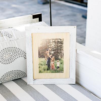 16x20 Framed Wood Prints | $39 ($140)