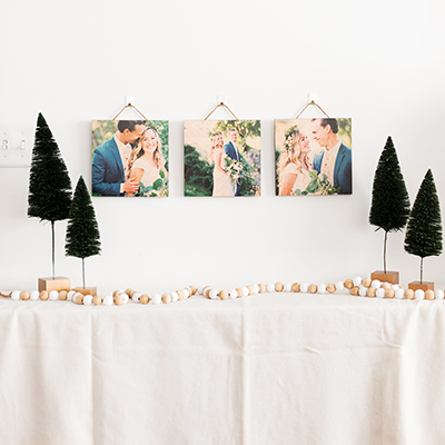 3 6x6s PhotoBoard Collection   $25 ($80)