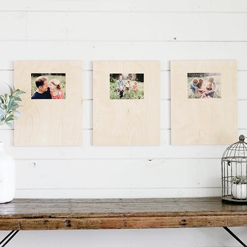 3 11x14 PhotoBoards | $58 ($180)