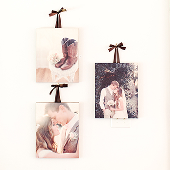 3 5x7 PhotoBoard Collection