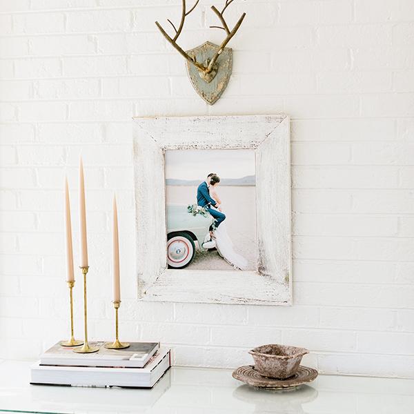 11x14 Framed Canvas Prints | $29 ($80)