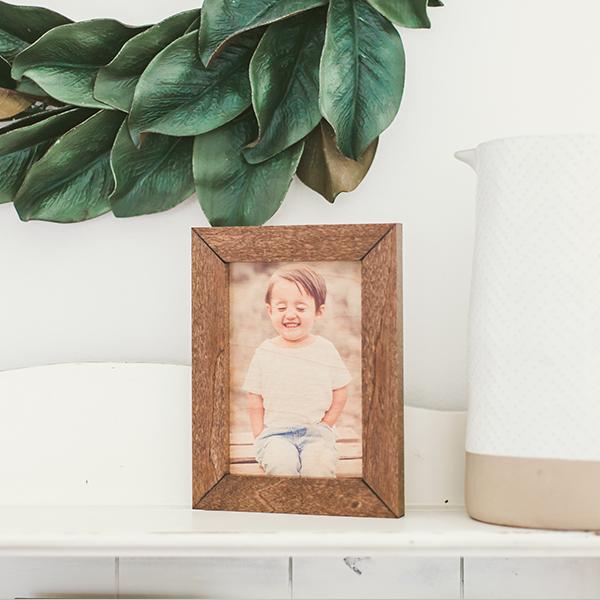 8x10 Framed Wood | $19 ($60)