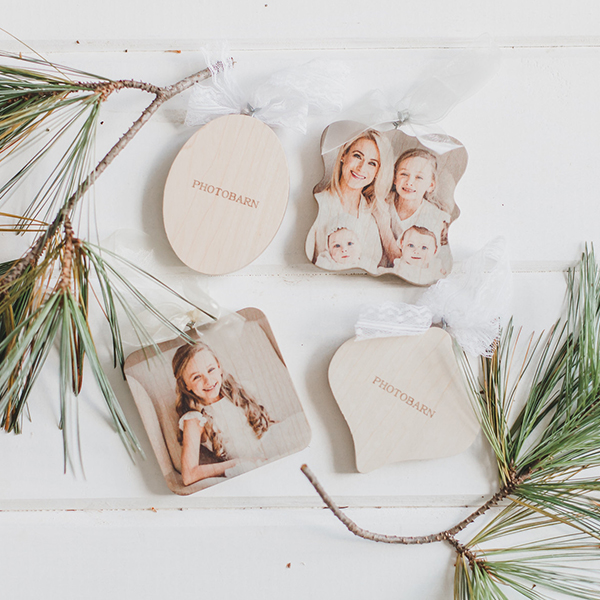 Single Sided Shaped Ornaments | from $8 ($20)