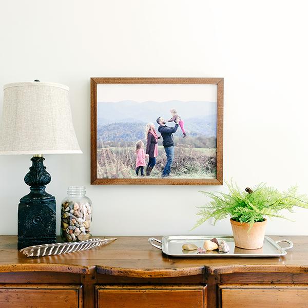 11x14 Framed Pearlboard Prints | $29 ($80)