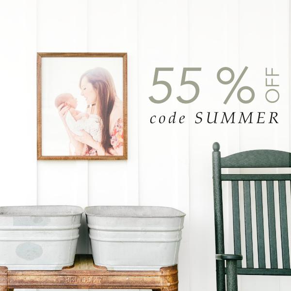 Sitewide 55% off   code SUMMER