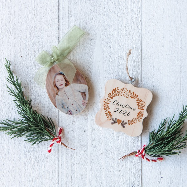 Double Sided Shaped Ornaments | $10 ($26)