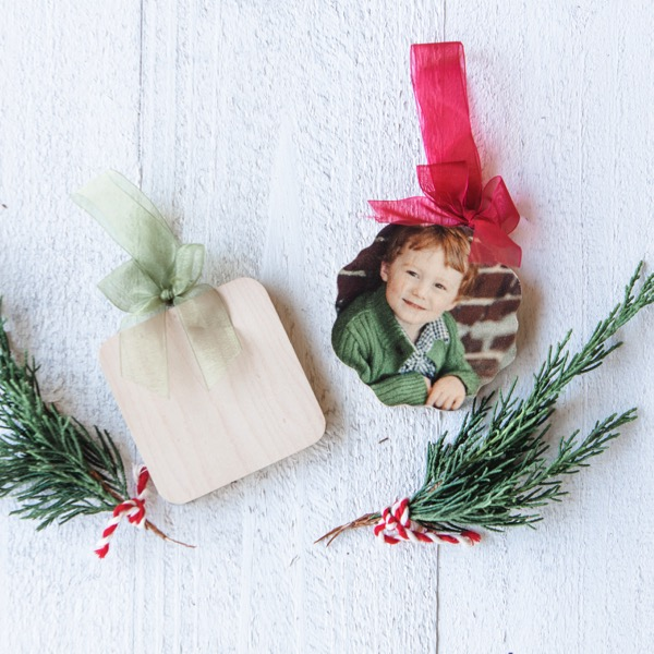 Single Sided Shaped Ornaments | $8 ($20)
