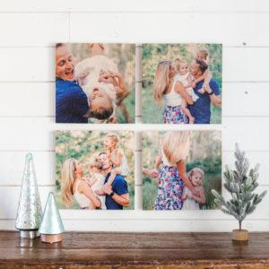 16x16 Standout Wood Print