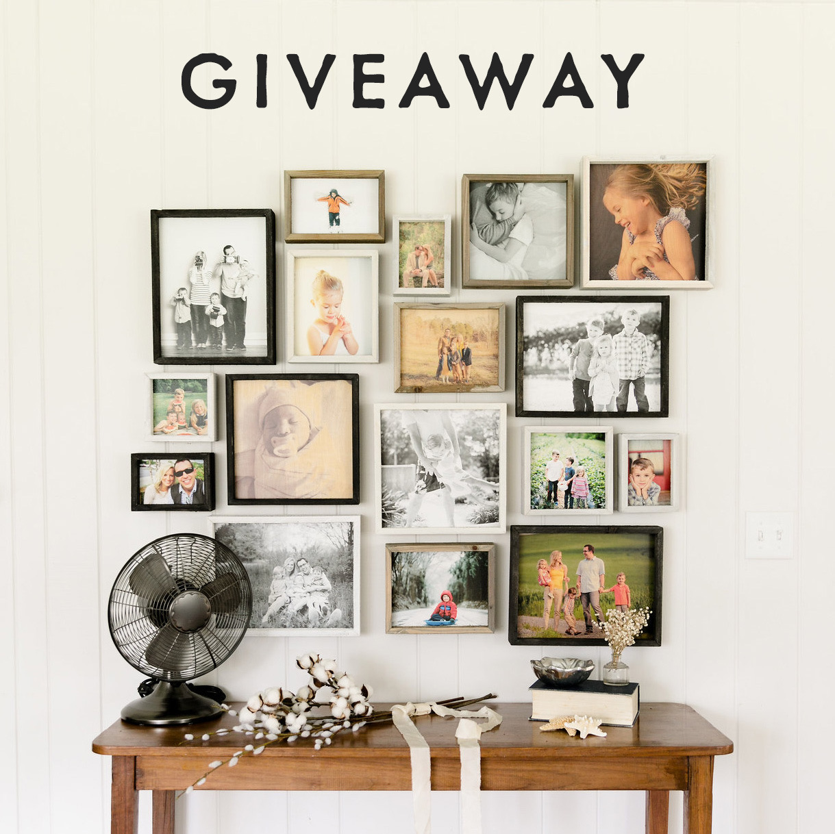 Join our email newsletter to enter to win $300 towards innovative and unique photo products from PhotoBarn!