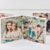Wooden Hinged Photo